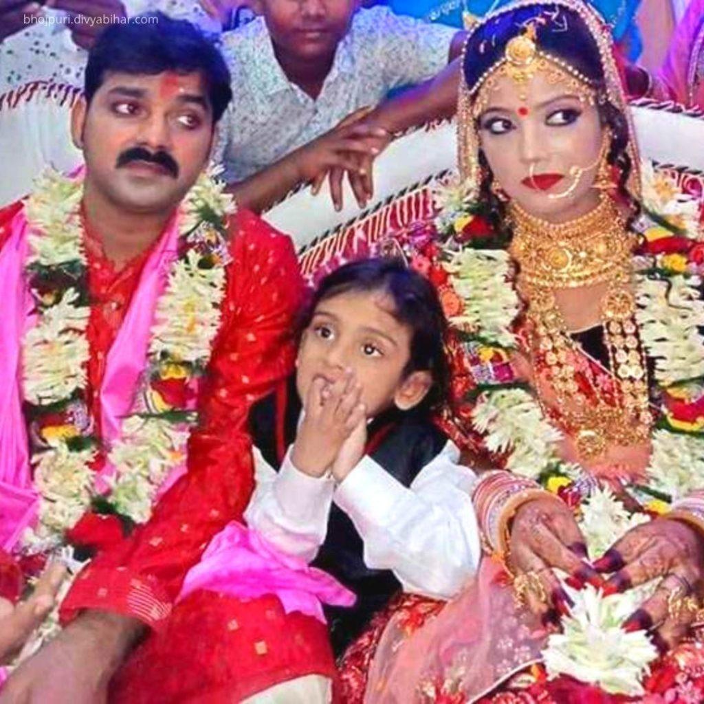 Pawan Singh Wife Jyoti Singh Photo