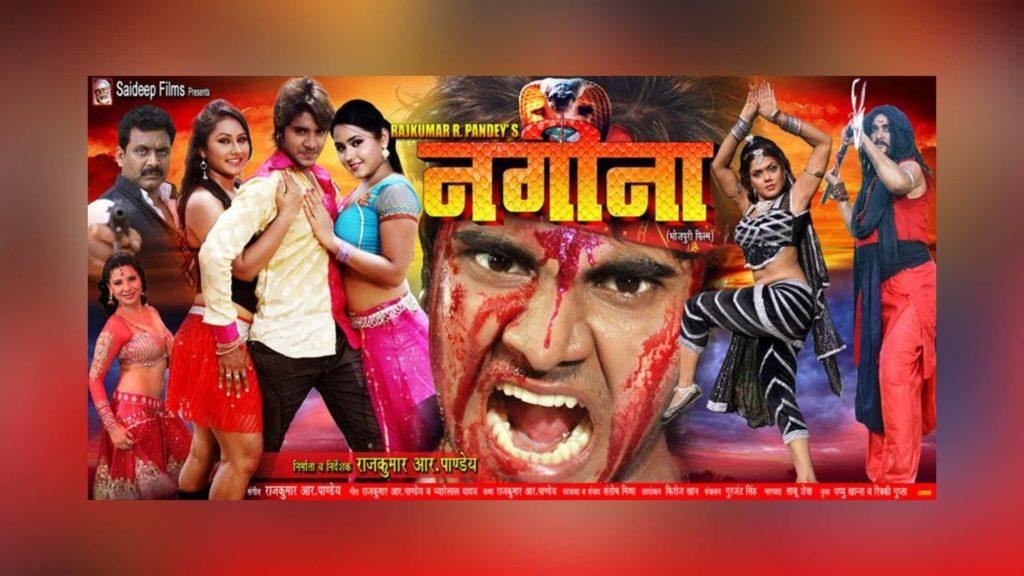 Bhojpuri Movie Nagina - Star Casts and Poster